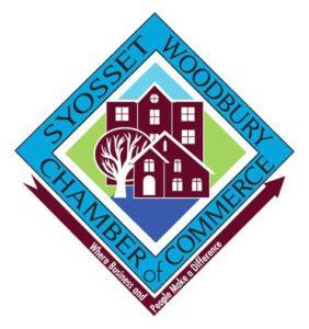Syosset Woodbury chamber of commerce logo