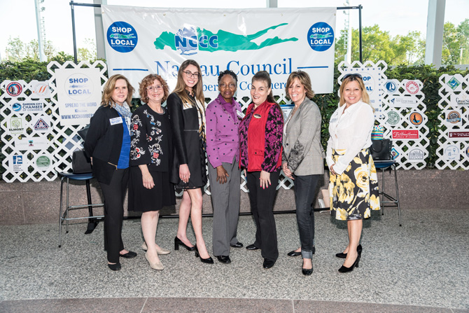 Nassau County Chamber of Commerce members