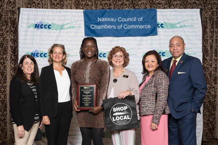 Nassau County Chamber of Commerce members