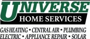 Universe Home services company logo